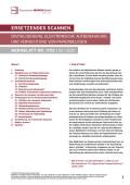 Digitalisierung, elektronische Aufbewahrung und Vernichtung der Papierbelege (ersetzendes Scannen)