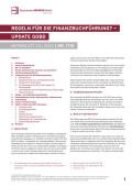 Neue Regeln für die Finanzbuchführung - GoBD